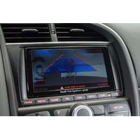 Interface multimédia A/V et caméra de recul Audi R8 RS3 et RS5 depuis 2013