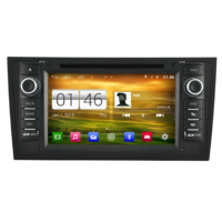 Autoradio Android 4.4.4 Wifi GPS Waze Audi A6 de 1998 à 2004
