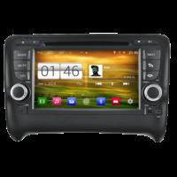 Autoradio Android 4.4.4 Wifi GPS Waze Audi TT de 2006 à 2012