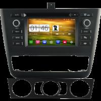 Autoradio Android 4.4.4 GPS BMW Série 1 E81 E82 E87 E88 de 2006 à 2012 - Climatisation automatique/manuelle