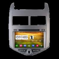Autoradio Android 4.4.4 GPS Chevrolet Aveo depuis 2010