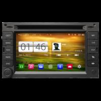 Autoradio Android 4.4.4 Wifi GPS Waze Citroen C2 de 2003 à 2008 et Citroen C3 de 2003 à 2010