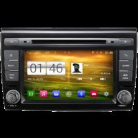 Autoradio Android 4.4.4 Wifi GPS Waze Fiat Bravo de 2007 à 2012