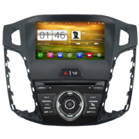 Autoradio GPS Wifi Bluetooth Android Ford Focus depuis 2012