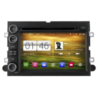 Autoradio GPS Wifi Bluetooth Android Ford Mustang, Fusion, Explorer, F150, Focus, Edge