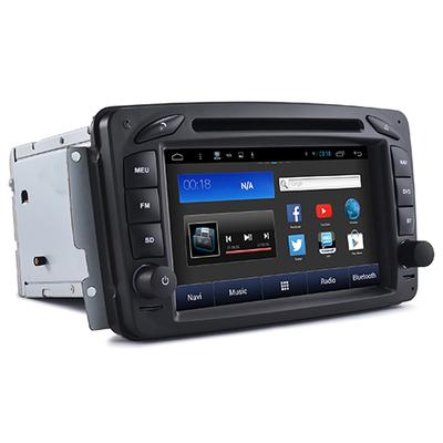 Autoradio Android Wifi Gps 233 Cran Tactile Mercedes Avant