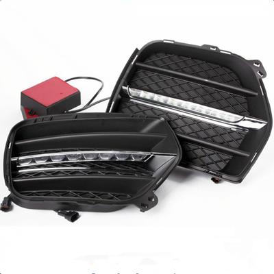 Feux-de-jour-Led-DRL-LED-pour-BMW-X6-E71-2009-2013-Car-Styling-Tout-Neuf