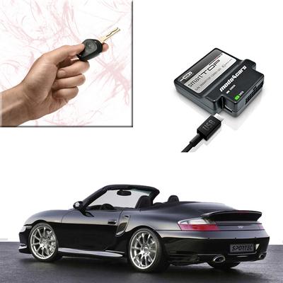 smarttop porsche 911 996 ouverture fermeture toit cabriolet hightech privee. Black Bedroom Furniture Sets. Home Design Ideas