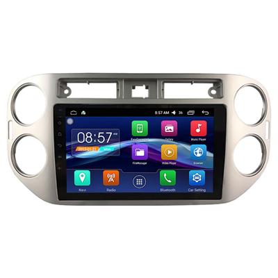 autoradio android 6 0 gps volkswagen tiguan cran tactile 10 2. Black Bedroom Furniture Sets. Home Design Ideas