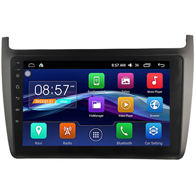 autoradio android auto gps dvd wifi volkswagen polo hightech privee. Black Bedroom Furniture Sets. Home Design Ideas