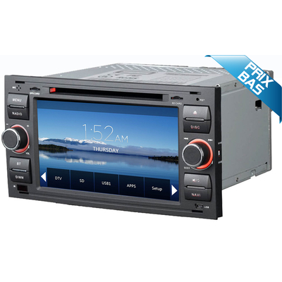 autoradio gps dvd ford kuga c max ecran tactile dvd. Black Bedroom Furniture Sets. Home Design Ideas