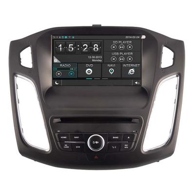 autoradio gps ford focus depuis 2015 gps dvd mirrorlink usb hightech privee. Black Bedroom Furniture Sets. Home Design Ideas