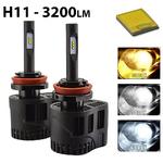 LED-12S-30W-H11