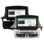 Autoradio GPS Wifi Bluetooth Android 10 Renault Megane 3 et Fluence