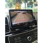 Mercedes GLE Android head unit carplay