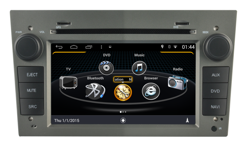 autoradio android gps opel astra zafira corsa cran. Black Bedroom Furniture Sets. Home Design Ideas