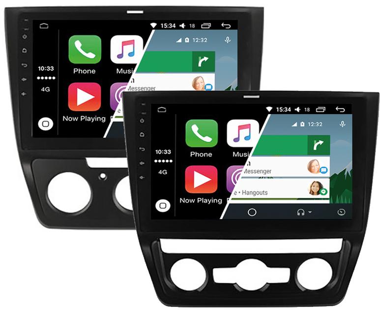 ecran tactile android auto carplay gps wifi bluetooth. Black Bedroom Furniture Sets. Home Design Ideas