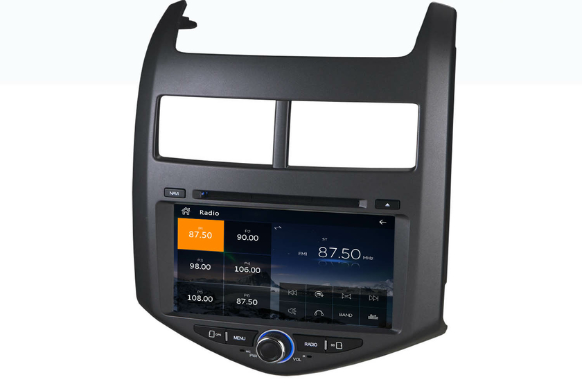 chevrolet aveo autoradio gps dvd bluetooth pas cher hightech. Black Bedroom Furniture Sets. Home Design Ideas