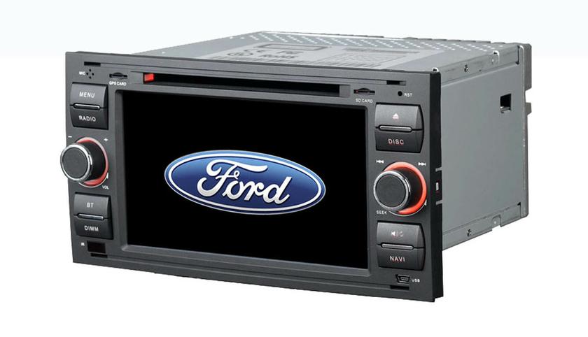 autoradio gps dvd ford kuga c max ecran tactile dvd. Black Bedroom Furniture Sets. Home Design Ideas
