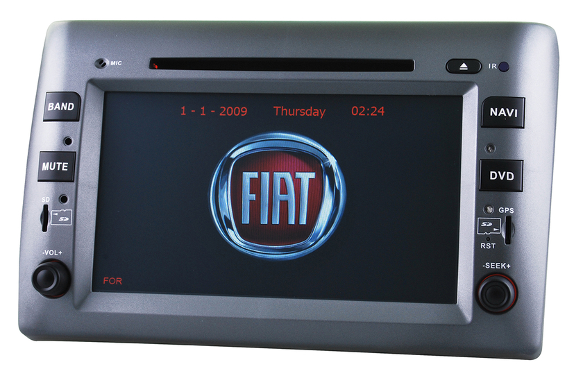 autoradio gps fiat stilo mains libres bluetooth cran tactile hightech privee. Black Bedroom Furniture Sets. Home Design Ideas