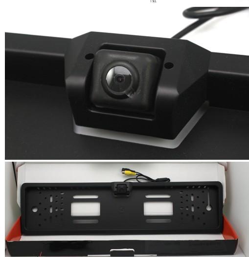 cam ra de recul universelle cameras de recul plaque immatriculation hightech privee. Black Bedroom Furniture Sets. Home Design Ideas