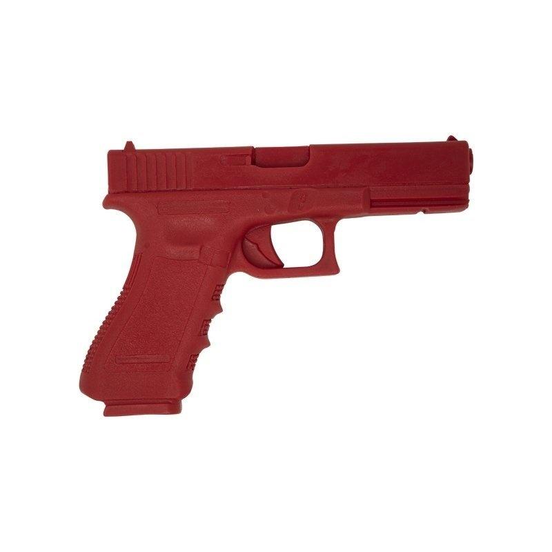 ASP RED GUN GLOCK 17