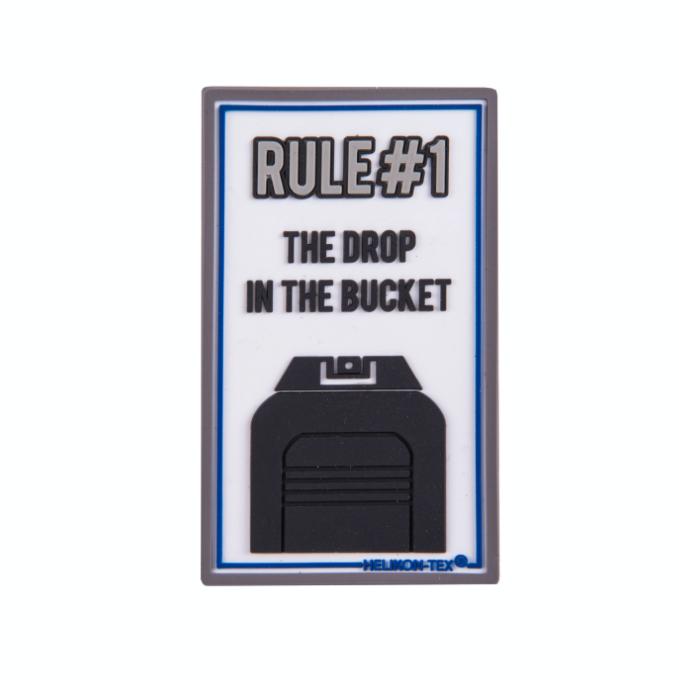RULE#1 PATCH - PVC