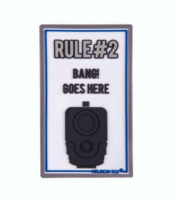RULE#2 PATCH - PVC