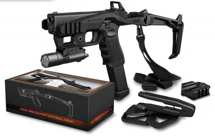 RECOVER TACTICAL GLOCK Stabilizer Kit