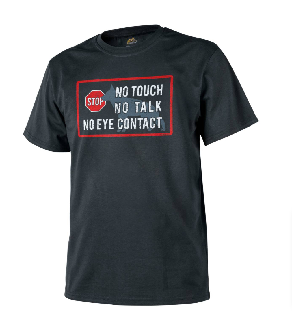 T-SHIRT (K9 - NO TOUCH)