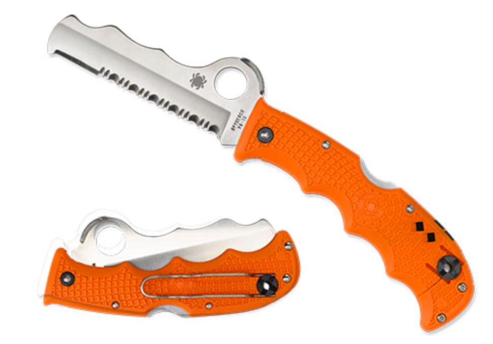 Spyderco Assist CE Orange