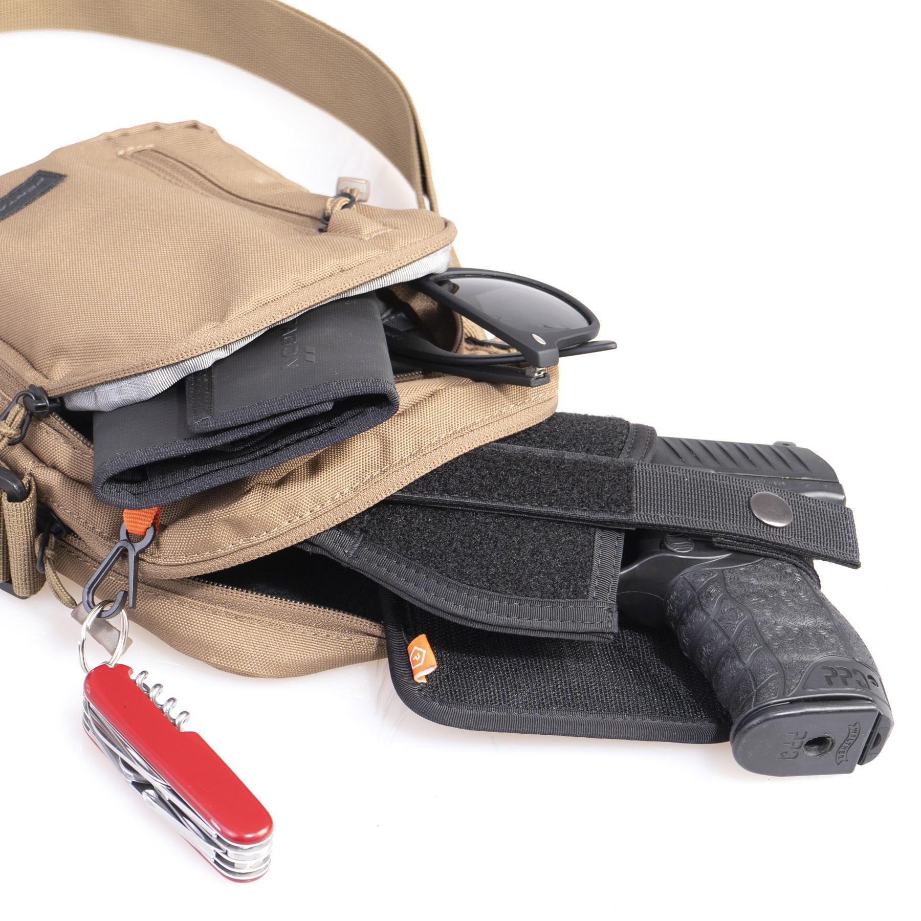 Kleos Messenger Bag