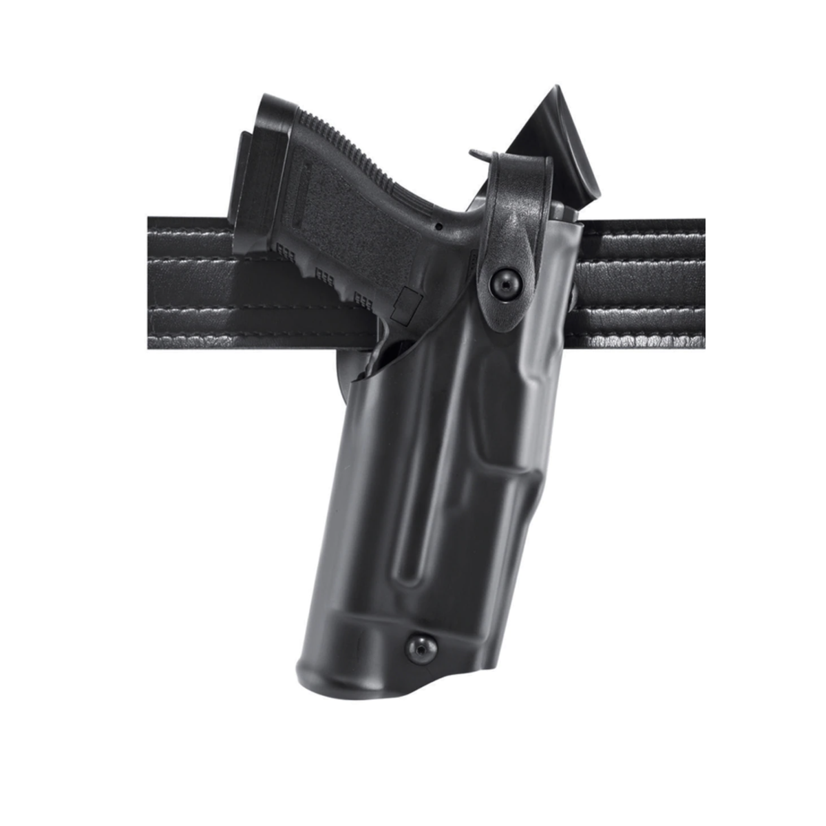 SAFARILAND HOLSTER ALS/SLS MID RIDE LEVEL III SMITH & WESSON + LAMPE