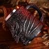 Chope dragon noir