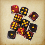 d6-marbrés-rouge-noir