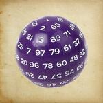 des-100-faces-violet