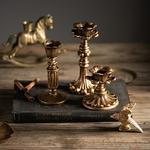 R-tro-chandelier-r-sine-bougeoir-applique-nostalgique-Antique-fran-ais-bougie-b-ton-support-accessoires