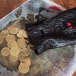 Pièces de dragon en métal - Fantastique