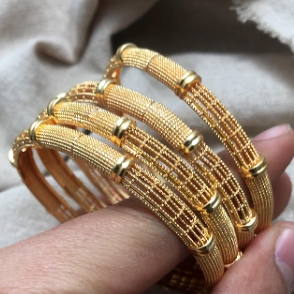 Bracelets joncs oriental