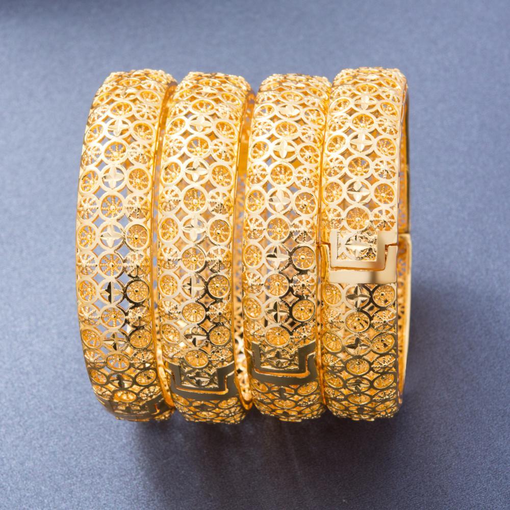 Bracelets en 4 ajourée
