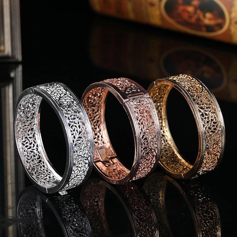 Bracelet manchette arabe