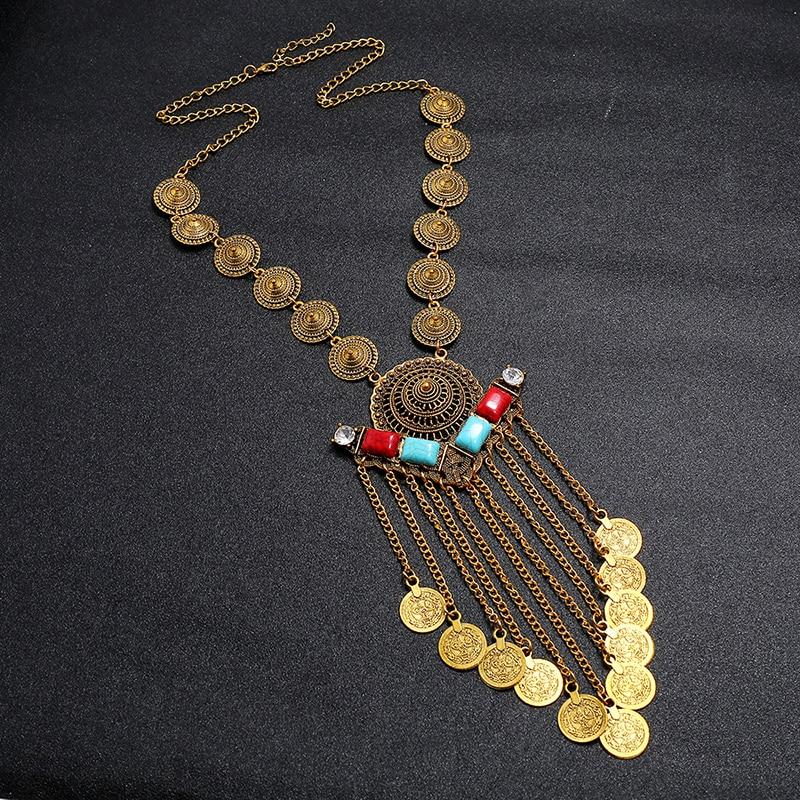 Nouveau-boh-me-Long-gland-collier-pour-femmes-Boho-pi-ce-pendentif-65cm-cha-ne-d