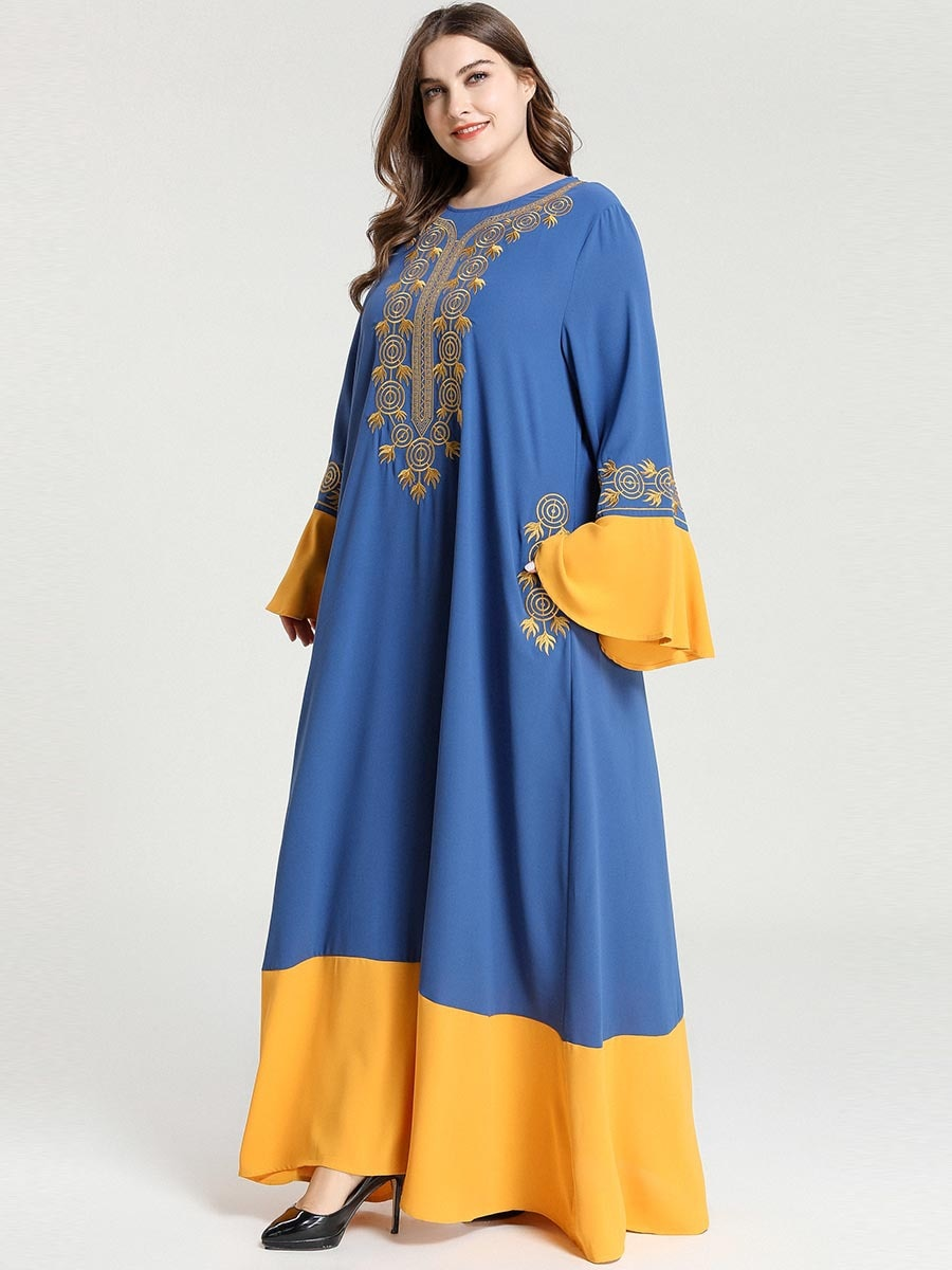Abaya-Dubai-Robe-Hijab-pour-femmes-mode-musulmane-arabe-turquie-Caftan-Marocain