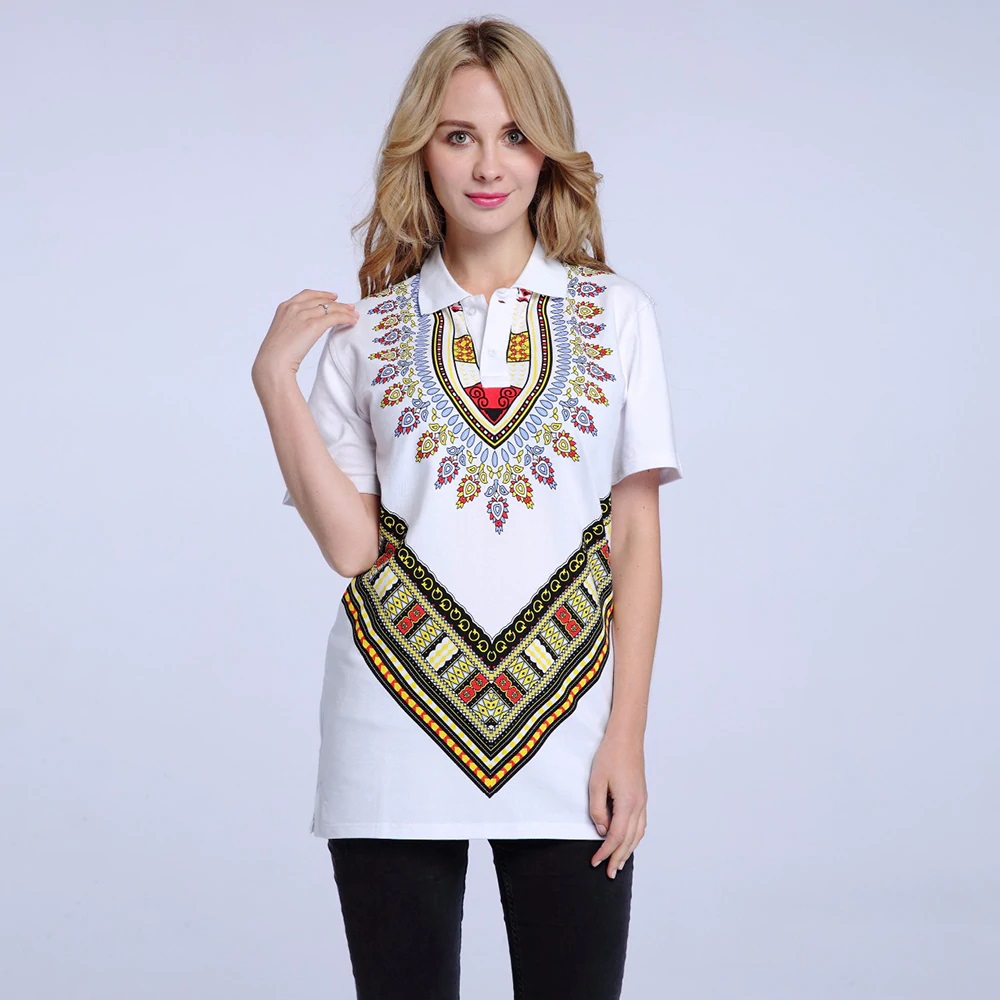polo Dashiki streetwear