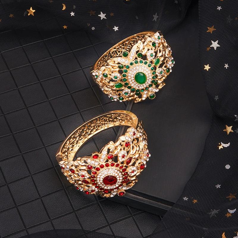 Bracelet manchette Oriental
