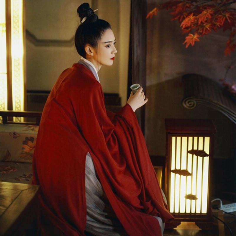 Hanfu – Costume traditionnel Cosplay