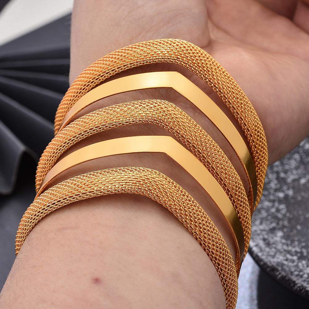 Bracelet manchette Dubaï Moyen-Orient