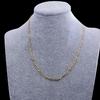 Wando-3-1-50CM-couleur-or-colliers-pendentif-pour-homme-femmes-fille-torsion-pi-ce-cha