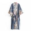 Kimono peignoire