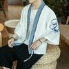 Kimono-japonais-traditionnel-Yukata-Cardigan-pour-homme-v-tement-de-plage-asiatique-mince-la-mode-d